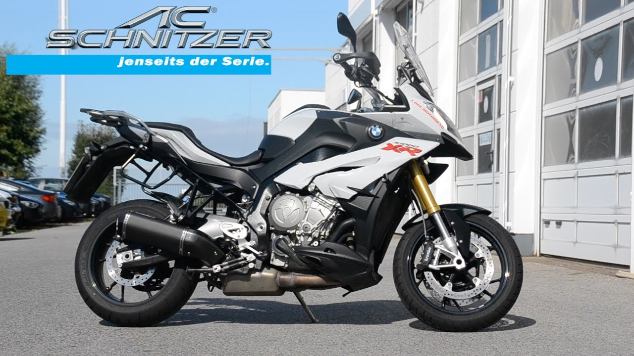 S 1000 Xr By Ac Schnitzer Stealth Sound Youtube