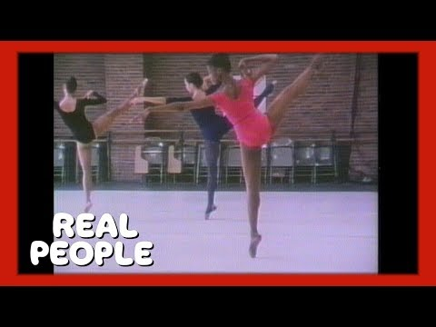Dance Theatre of Harlem | Real People | George Schlatter