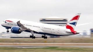 Video British Airways Boeing 787-8 (B788) landing & departing Montreal (YUL/CYUL) download MP3, 3GP, MP4, WEBM, AVI, FLV Juni 2018