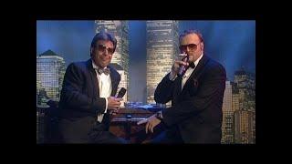 Stefan Raab & Patrick Lindner als Frank Sinatra & Dean Martin - TV total