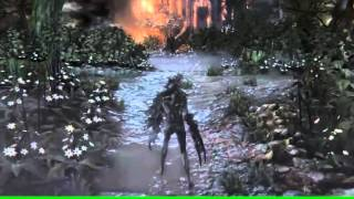 Bloodborne: The Old Hunters! Beast Claw Moveset With Beast Embrace!