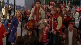 Glee - Stereo Hearts (Full Performance) HD