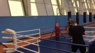 Персональные тренировки по боксу в Москве в Кожухово