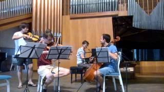 R. Schumann  - Piano quintet L