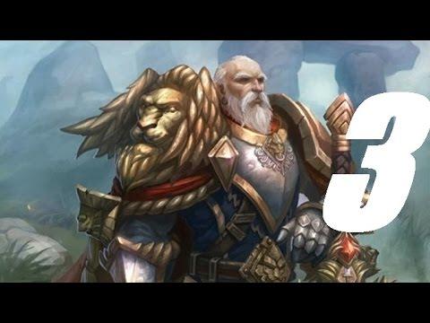 """WarCraft III Доп Кампания Вторжение Орды (за Штормград) глава  3 """"Наступление"""""""