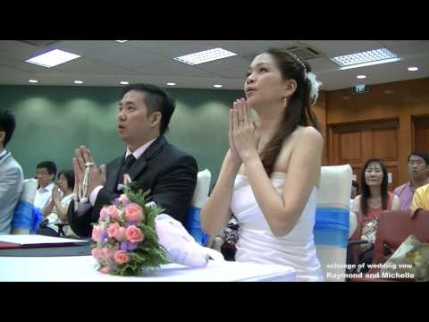 xchange wedding vow (HD version)