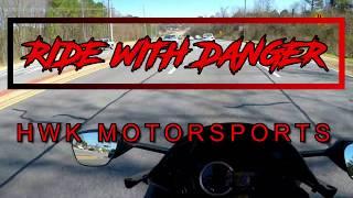 HWK Motorsports - Motorcycle Jacket First Impressions