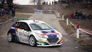 Rally il Ciocco 2018 - Peugeot 208 T16 e Paolo Andreucci - HIGHLIGHTS