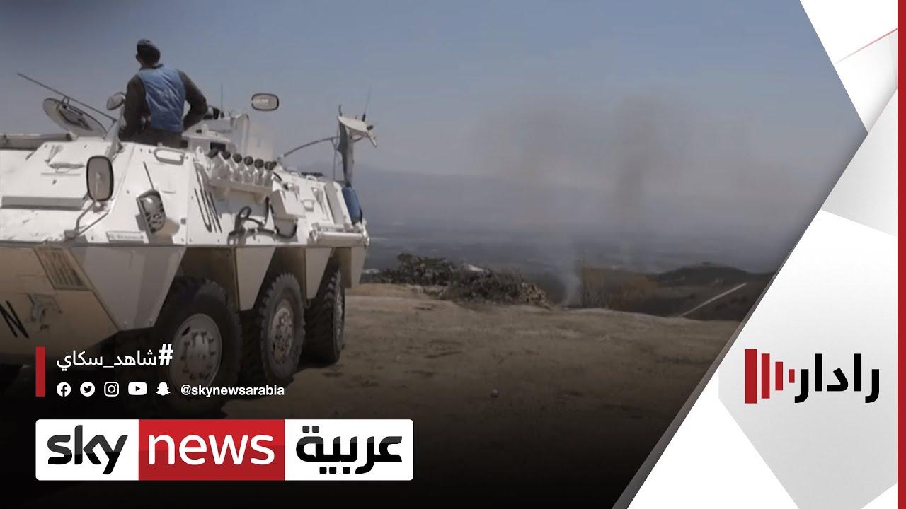 إطلاق 5 صواريخ من جنوب لبنان على إسرائيل | #رادار