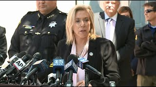 RAW: Sacramento County DA Anne Marie Schubert Gives Details On 'East Area Rapist' Arrest