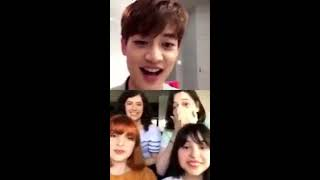 180608 SHINee KBSworldtv Instagram Live with SHINee World Turkey