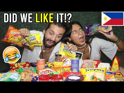 foreigners-trying-filipino-snacks-for-the-first-time!