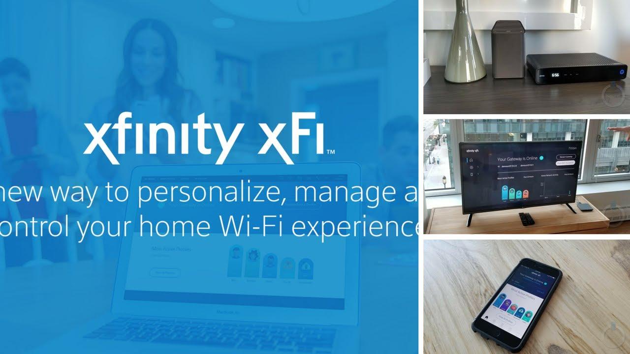 medium resolution of comcast xfinity xfi home wifi in depth walkthough