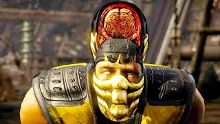 Mortal Kombat XL - All Fatalities & X-Rays on Scorpion MK vs. DC Costume 4K Ultra HD Gameplay Mods