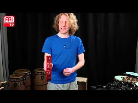Meinl Percussion | Tamburin-Workshop Für Einsteiger, Folge 1