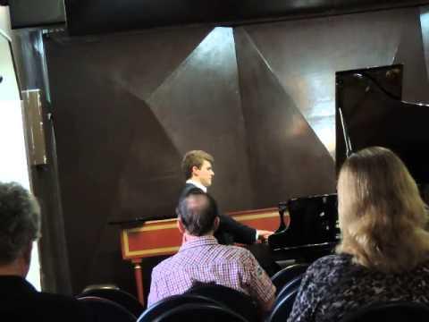 "Alon Mamo, ""Young Artist"" Piano Competition, Jerusalem 2014, Recital (2):"