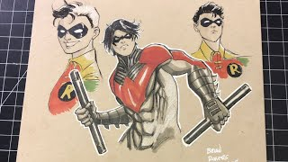 Robin - Nightwing (Dick Grayson)