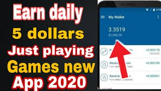 Earn daily $5 just playing games | make ...