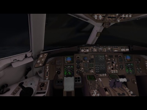 Download United Airlines Retro 747 400 Approaching Stuttgart X Plane