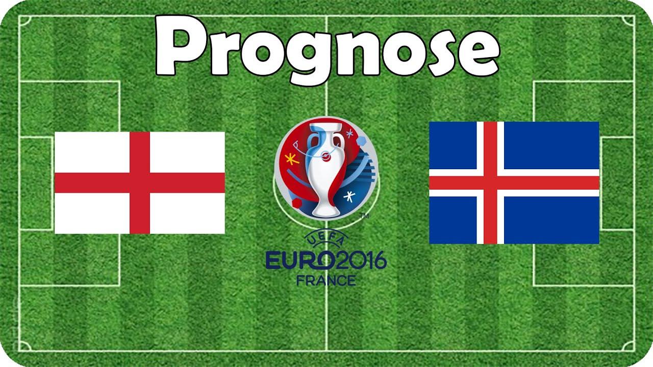 Prognose England Island