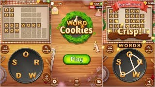 Word Cookies - BitMango - Kids Game screenshot 2