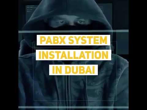 PABX System Installation in Dubai | IP PABX Systems Dubai