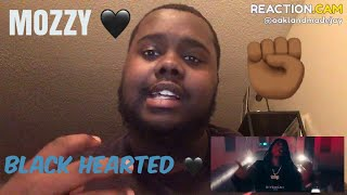 Mozzy - Black Hearted (Official Video) Reaction