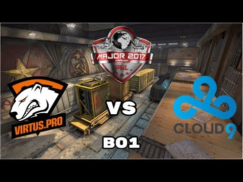 Virtus.Pro VS Cloud9 | PGL Major Kraków | Komentuje Izak i Vuzzey