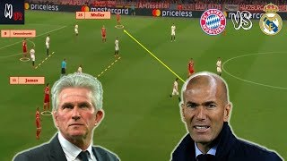 Bayern Munich  VS Real Madrid / Tactical Preview / Who Can Reach The Final?