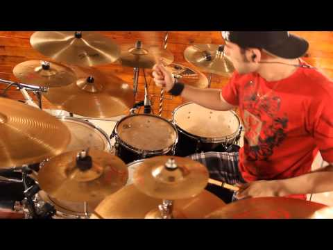 Jesse - Planetshakers - Turn It Up (Drum Cover em HD)
