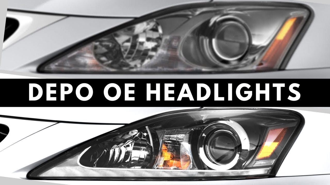 is250 depo headlights