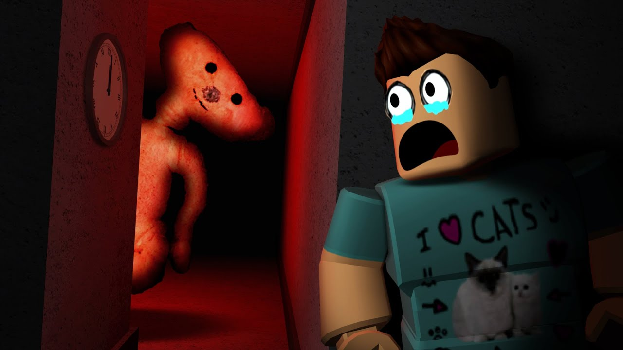 I Found The Creepiest Game In Roblox Youtube