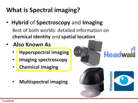 Multispectral and Hyperspectral Imaging for Plant Sciences
