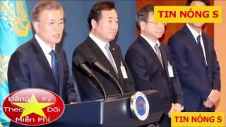 Kim Jong Un Produced Firefighters Destroying a Bulk Airport Ship