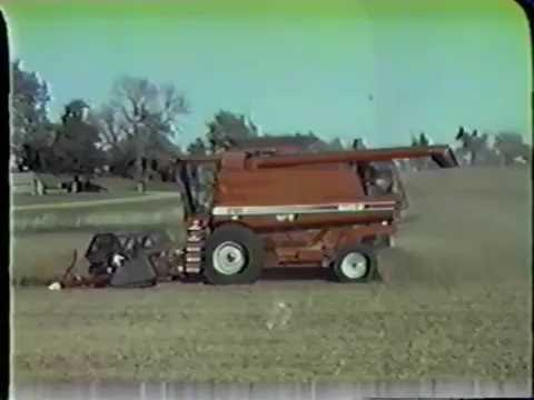 1990s Farming in Bureau County Illinois