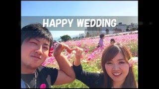 説明 2015年12月27日に行われた結婚式余興動画です。 スケッチブックリレーとメッセージ動画を組み合わせました。 50人以上の人に協力してもらい...