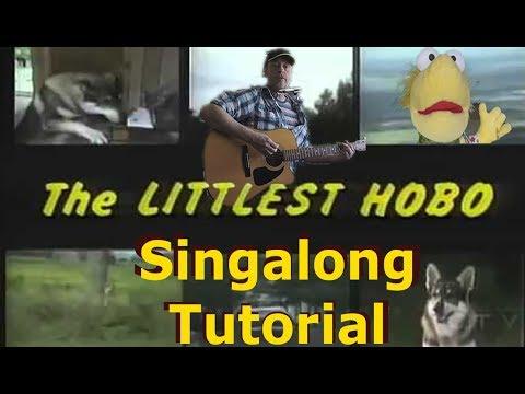 The Littlest Hobo Theme - Tutorial/Playalong