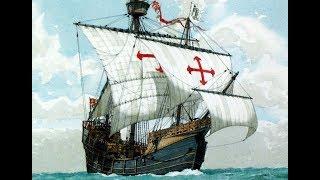 Аликанте. Корабль Христофора Колумба.|кругосветное путешествие колумба