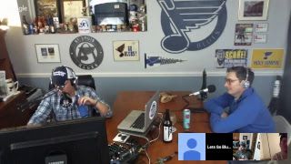 Se7, Ep17: LIVE Post-Game Show (after Blues vs Habs)