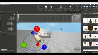 Roblox - France Comment faire voler de base avec la mouche - Animation d'automne (fr) MDIM rx Studio - France chargé de classe
