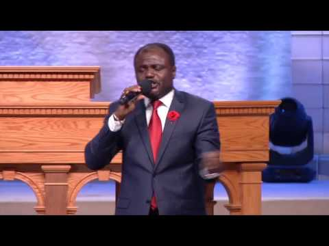 Faith to Faith Conference 2016 I Dr Abel Damina - The Righteousness of God Revealed