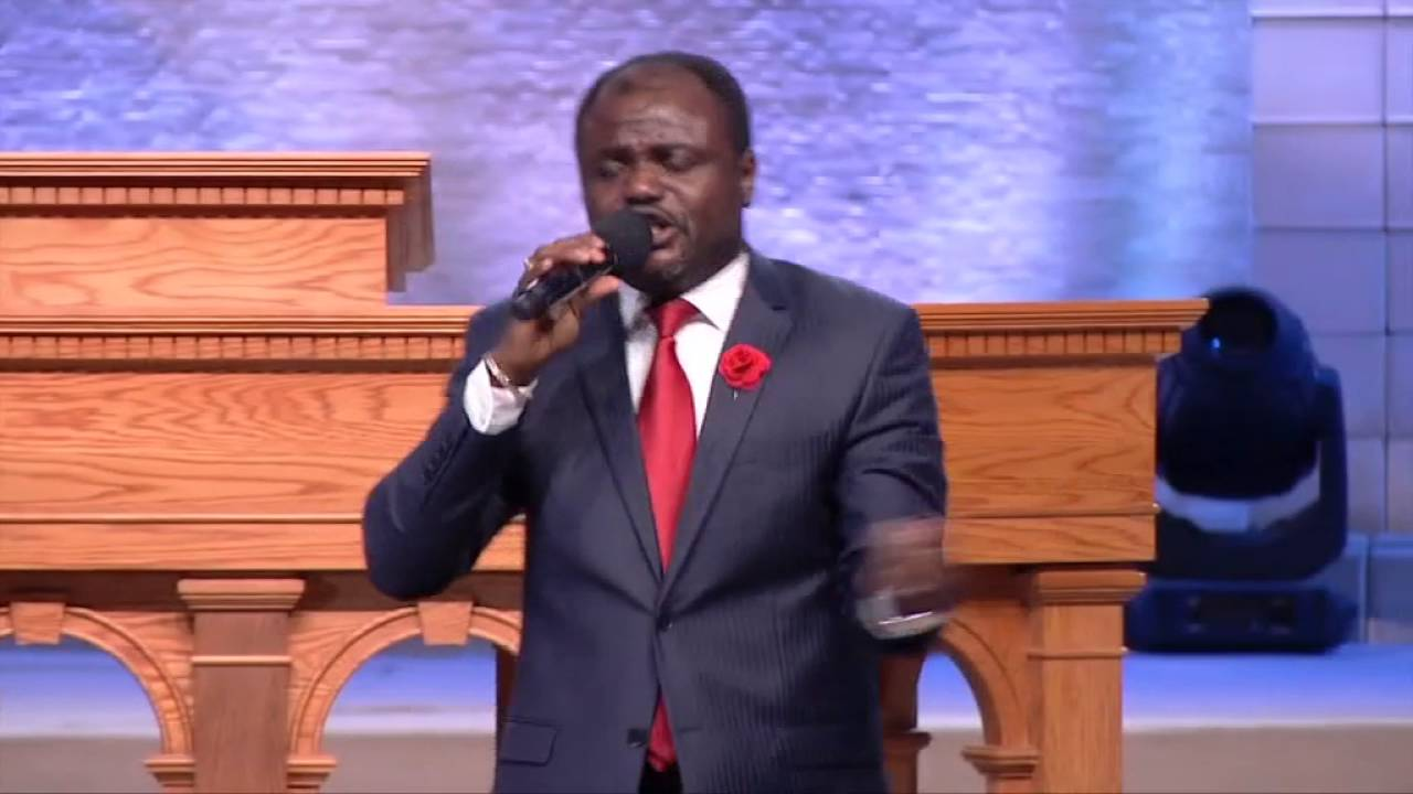 Download Faith to Faith Conference 2016 I Dr Abel Damina - The Righteousness of God Revealed