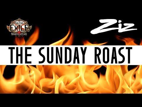 Path of Exile - Zizaran's Sunday Build Roast Episode #2