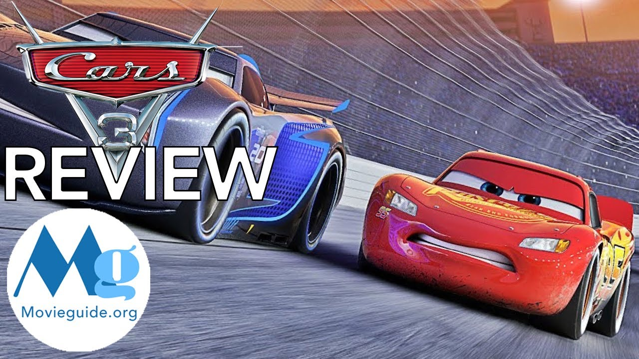 Cars 3 Movieguide Movie Reviews For Christians