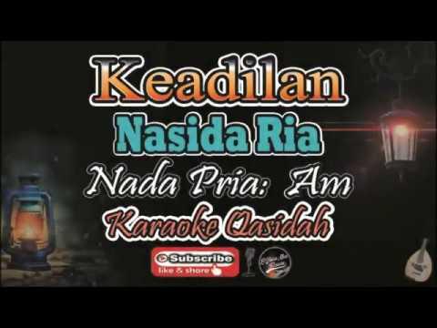 keadilan-karaoke-lirik-(nasida-ria)---nada-pria-(am)---karaoke-qasidah
