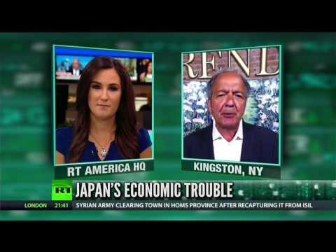 Rising Sun: Japan's Economic Problem part 1