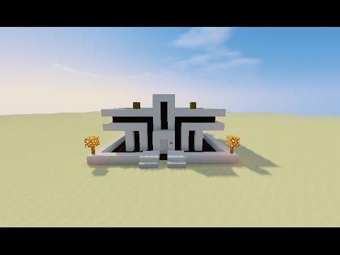 Desain Rumah Keren Di Minecraft - Ziaartgallery.com & Desain Rumah Modern Di Minecraft Pe \u0026 Rumah Modern Minecraft Pe ...