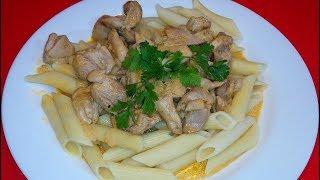 Паприкаш - блюдо из венгерской кухни