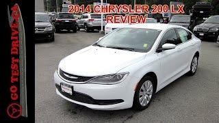2015 Chrysler 200 LX review