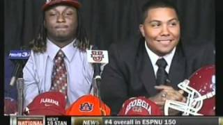 The Wildest Moments From National Signing Day Over The Years